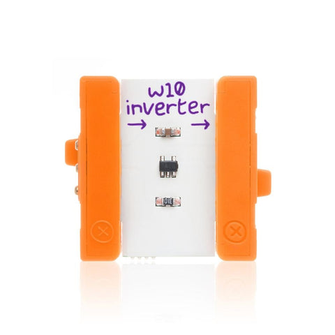 LittleBits Inverter-Lilypond Kids