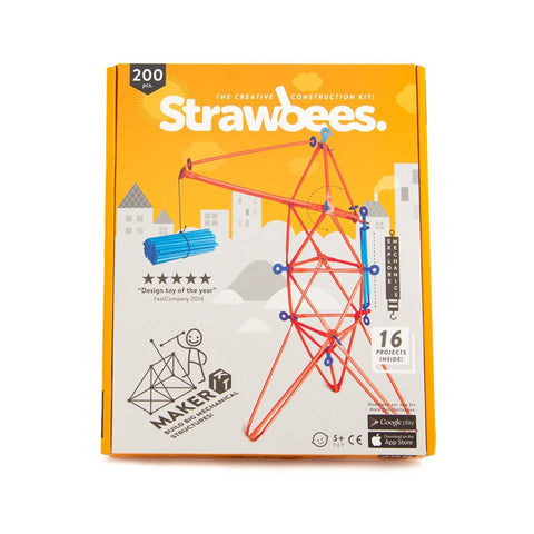 Strawbees - Maker Kit-Lilypond Kids