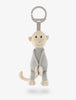 Matchstick Monkey Gift Set - Grey-Lilypond Kids