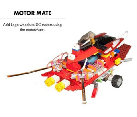 LittleBits Motor Mate-Lilypond Kids