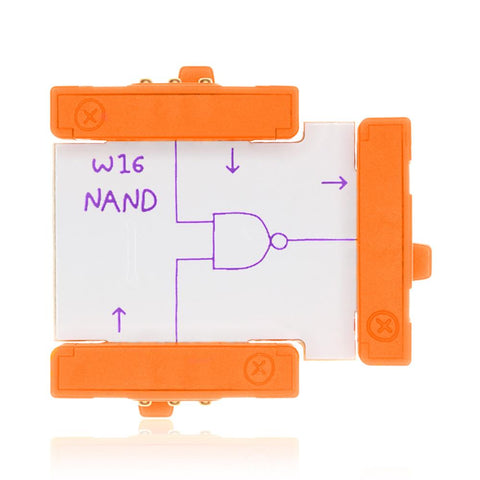 LittleBits NAND-Lilypond Kids