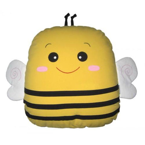 Bee Cuddling Cushion-Lilypond Kids