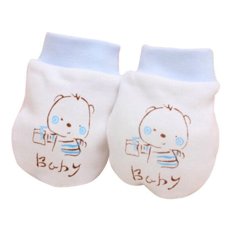 Anti Scratch Mittens For Babies-Lilypond Kids