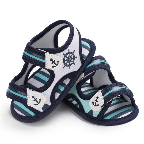 Baby Canvas First Walkers - Nautical Theme-Lilypond Kids