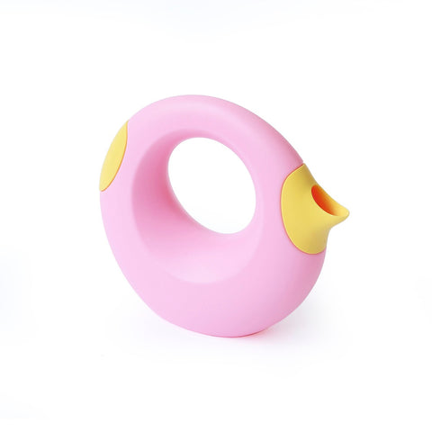 Bath Toy - Cana Small (500 Ml) - Sweet Pink + Yellow Stone by Quut-Lilypond Kids
