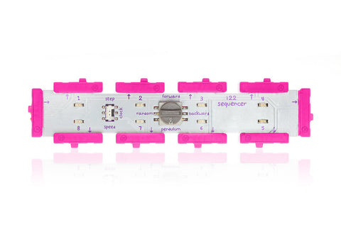 LittleBits Sequencer-Lilypond Kids