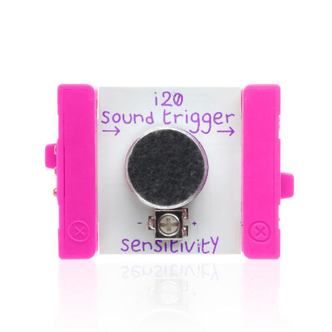 LittleBits Sound Trigger-Lilypond Kids