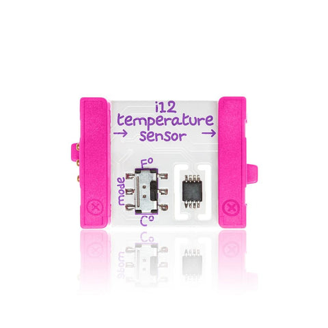 LittleBits Temperature Sensor-Lilypond Kids