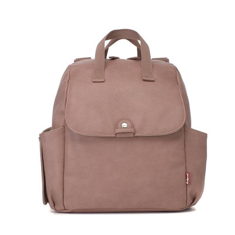 Robyn Convertible Backpack Faux Leather Dusty Pink-Lilypond Kids