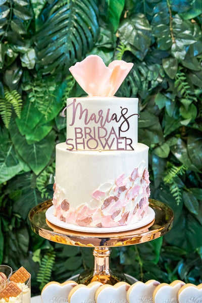 Custom Name Bridal Shower