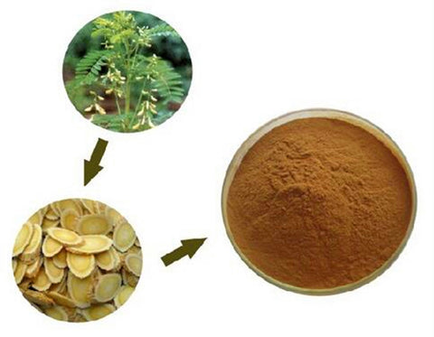 100% Astragalus Root(Huang Qi)Herbal Extract Powder 10:1 (Polysaccharide>50%) 黄芪提取物