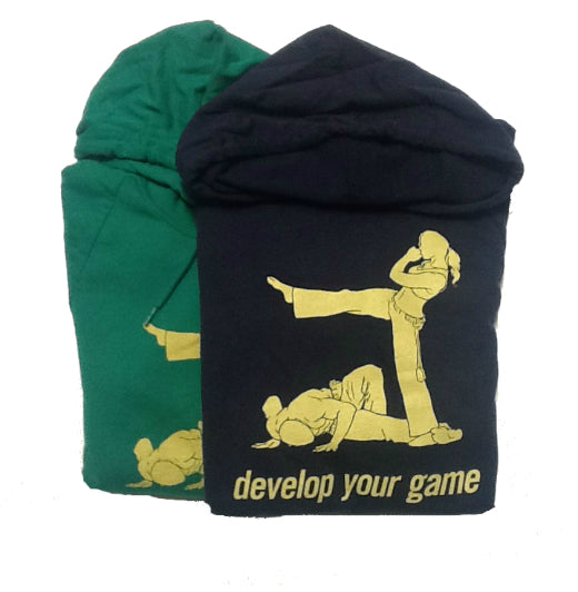 Hoodies - Develop Your Game Unisex