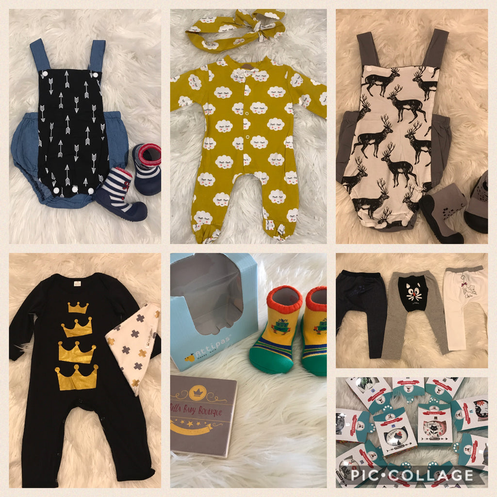 Baby Clothes Range
