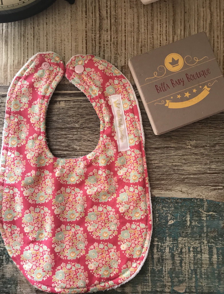 Billa Baby Boutique Bibs