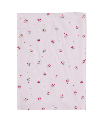 Petit Bamboo Wrap Pink Floral ( Pre Order Arrive August)