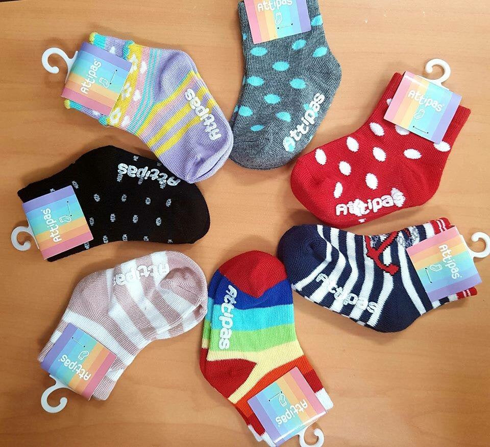 Attipas Socks 0-12 months
