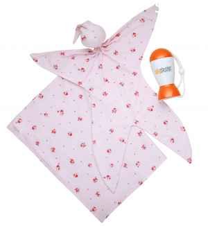 Petit Bamboo Baby Gift Pack- Pink Floral