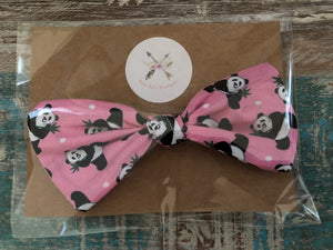 Princess Panda- Headband