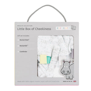 Little Box of Cheekiness- Gift Set Hippo