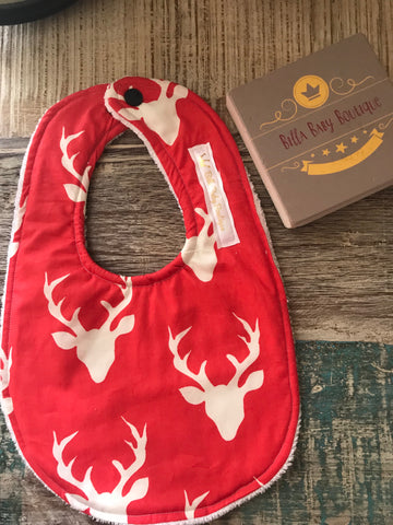 Red Deer Bib