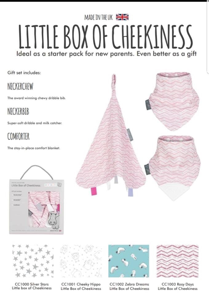 Little Box of Cheekiness- Gift Set Pink ( Pre Order)