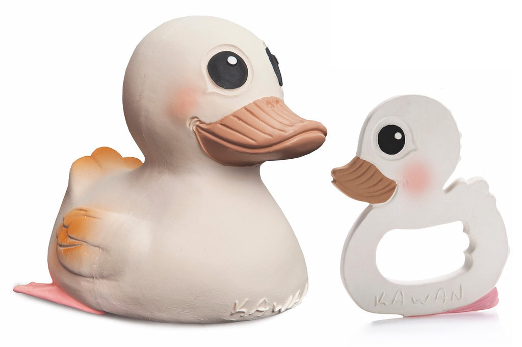Kawan Duck & Teether Combo