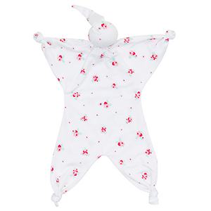 Petit Bamboo Comforter White Floral
