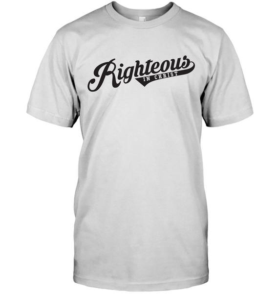 Righteous in Christ T-shirt