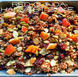 Red Quinoa Harvest Bake