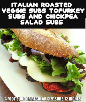 Sub Sandwiches  4 FOOT SUPER SUBS  ( Please read details below )