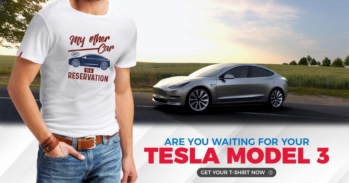 My other car is a reservation - T-Shirt (Free shipping!)