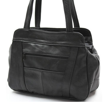 Bag You Tote Leather Handbag