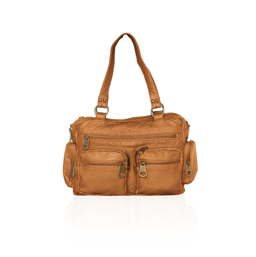 Bag You Soft Barrel Shoulder Bag