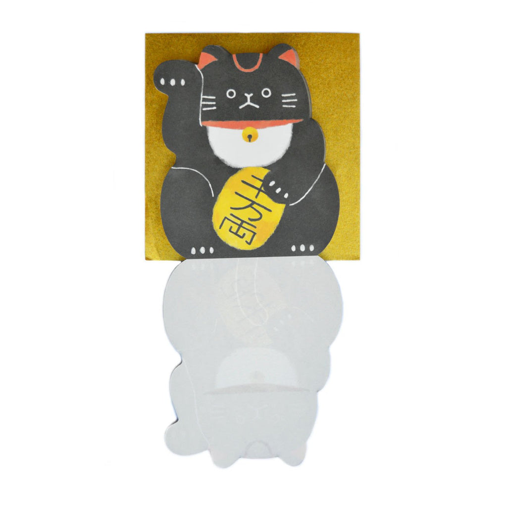 BECKON CAT MEMO PAD