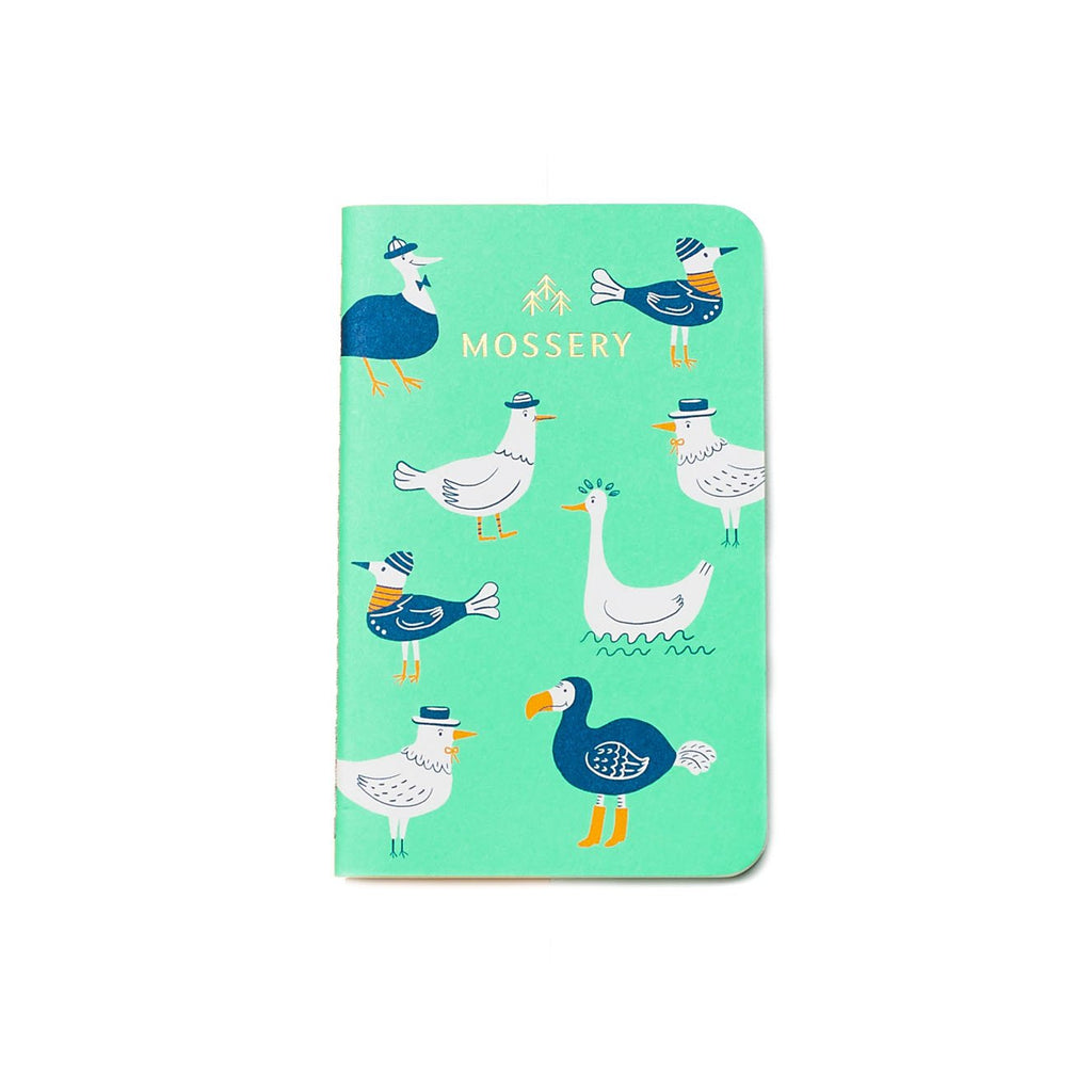 BIRDS POCKET NOTEBOOK