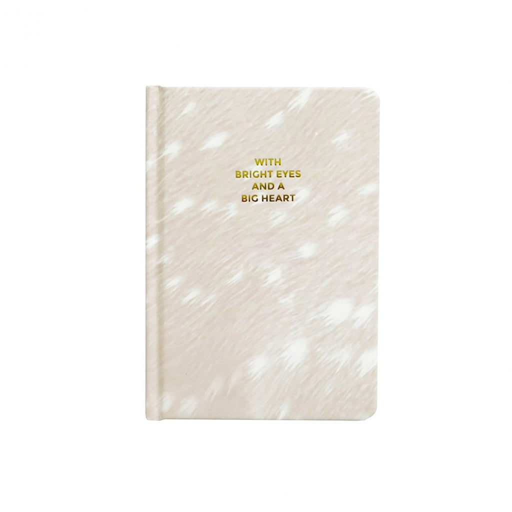 BRIGHT EYES BIG HEART NOTEBOOK