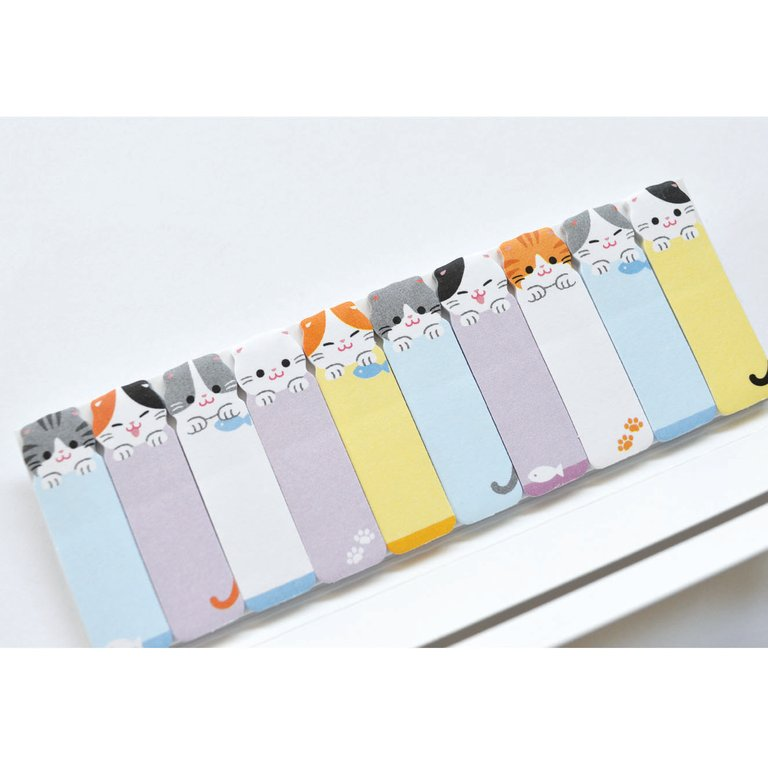 STICKY NOTE MARKER- CATS