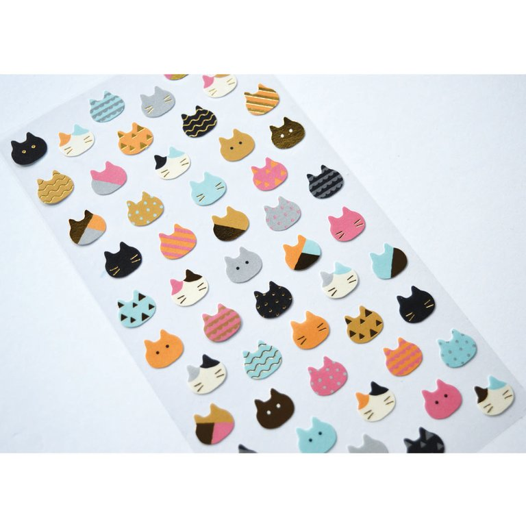 COPAIN COPINE STICKERS- CATS