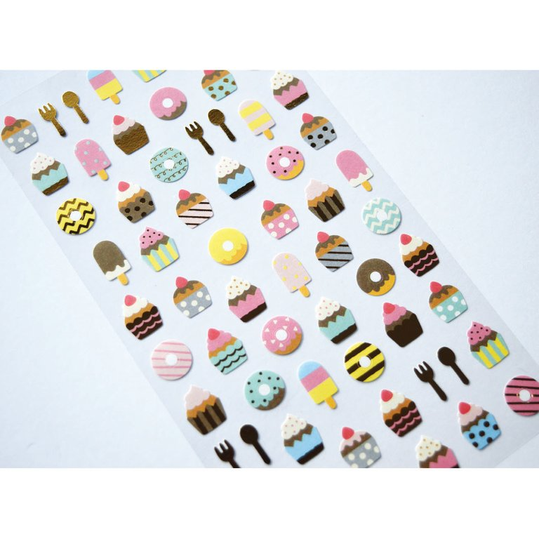 COPAIN COPINE STICKERS- SWEETS