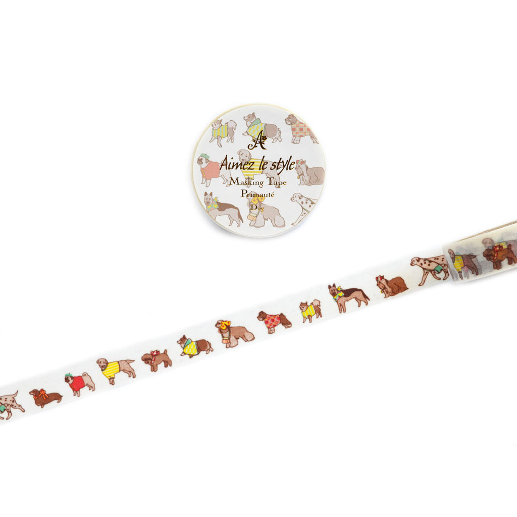 WASHI TAPE- DOG