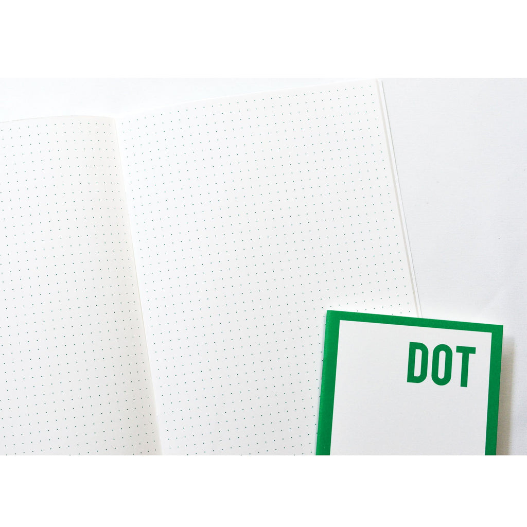 DOT NOTEBOOK (GDRP SERIES)