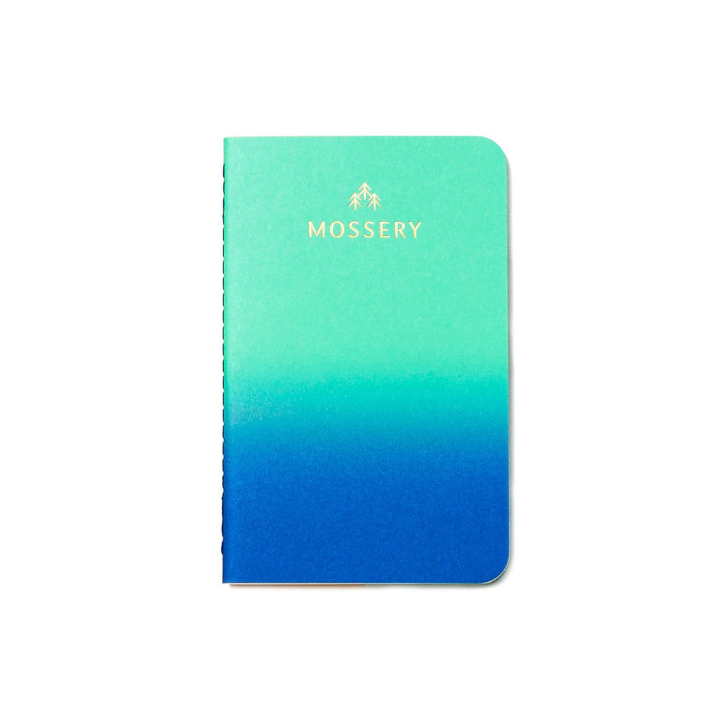 DYE POCKET NOTEBOOK