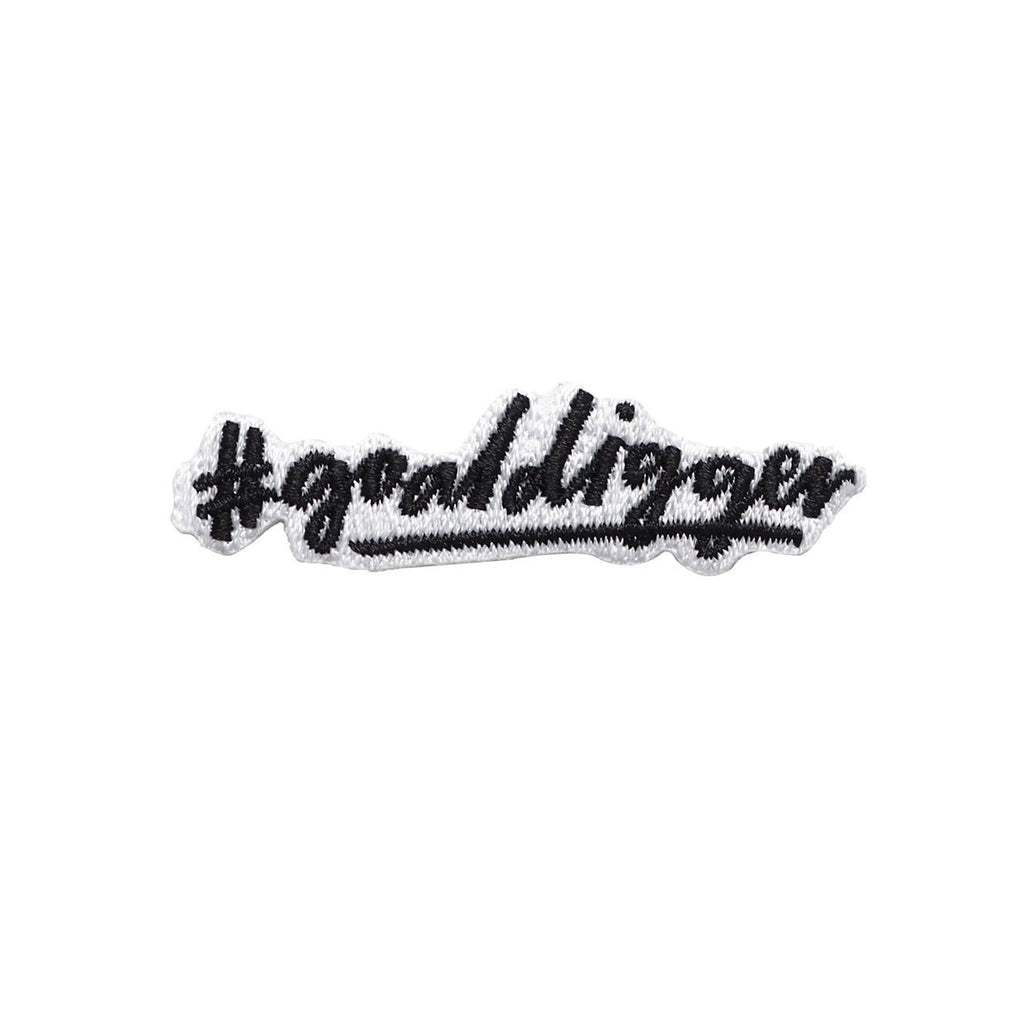 GOAL DIGGER STICKER PATCH