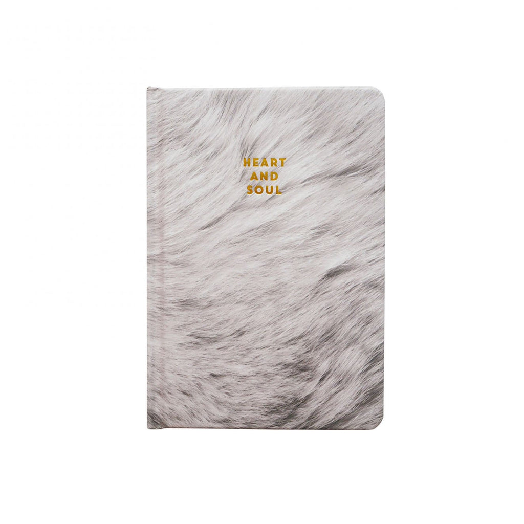 HEART AND SOUL NOTEBOOK