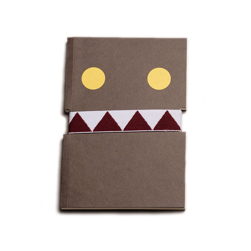 INCOGNITO NOTEBOOK- BROWN