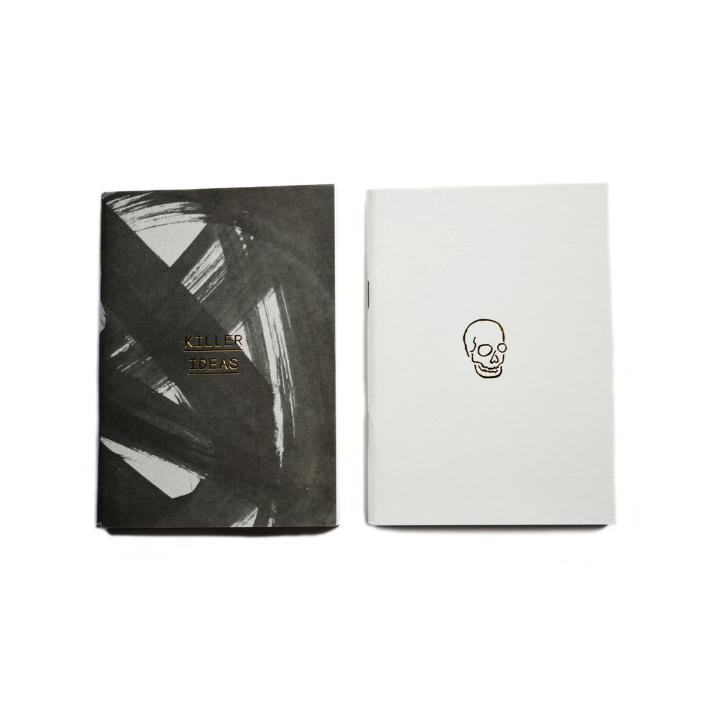 KILLER IDEAS- A6 NOTEBOOK SET