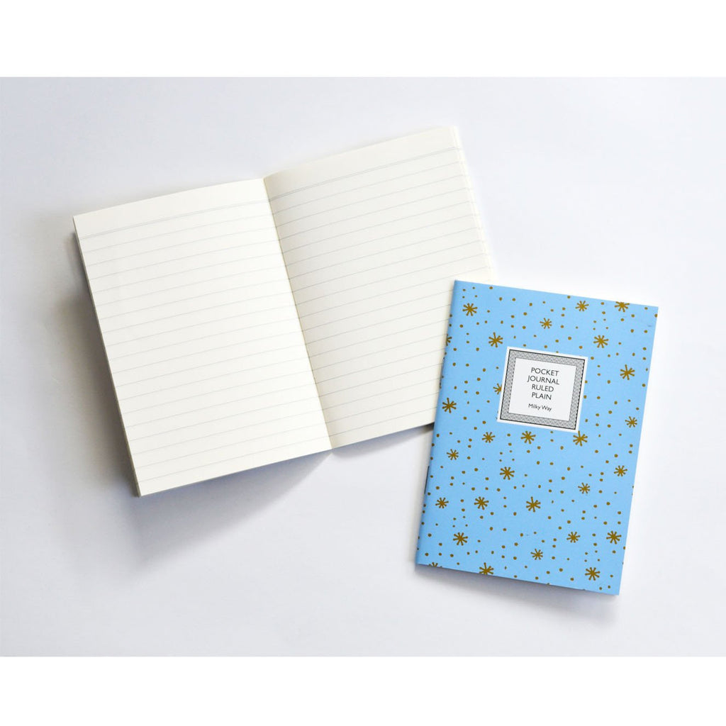 POCKET NOTEBOOK- MILKY WAY