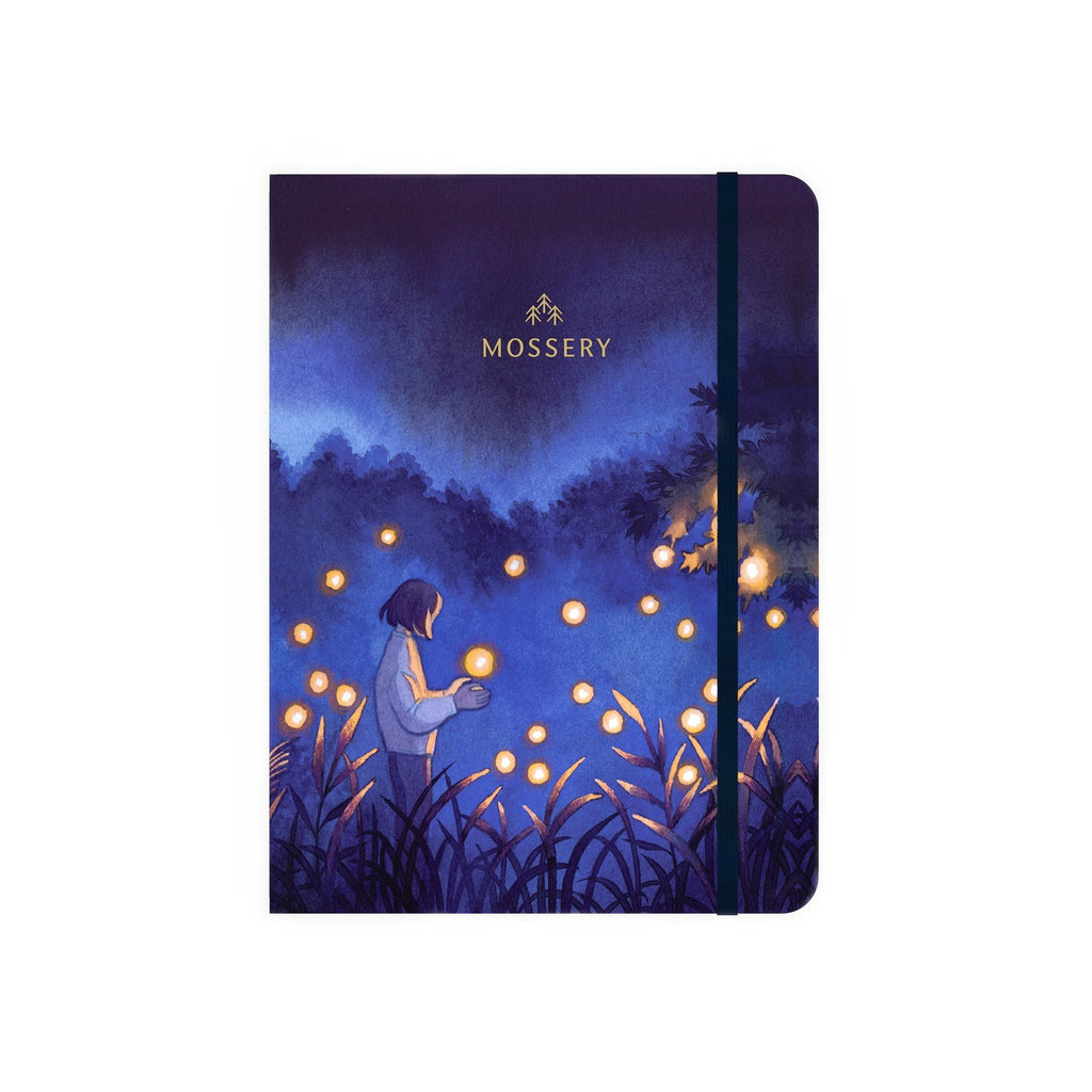 FIREFLIES THREADBOUND NOTEBOOK