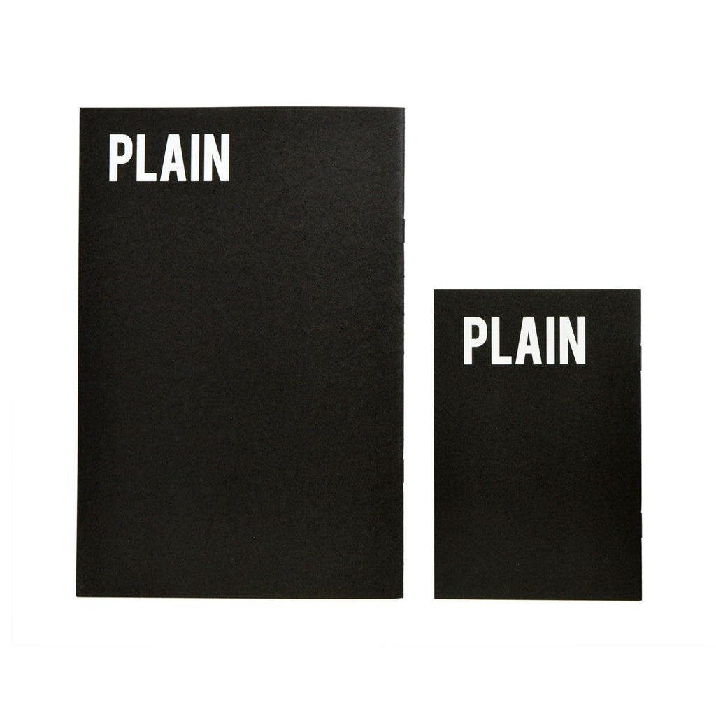 PLAIN NOTEBOOK (GDRP SERIES)