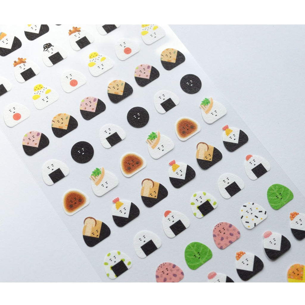 NIPPON IPPAI RICEBALL STICKERS